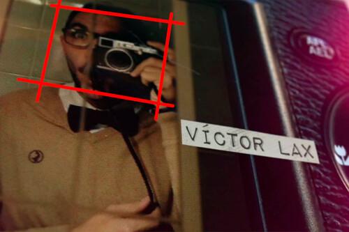 'Detrás del instante': Victor Lax, la fotografía y la reinvención