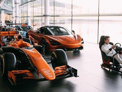 El F1 2017 viene con falla: las mejoras no surten efecto en los McLaren Honda