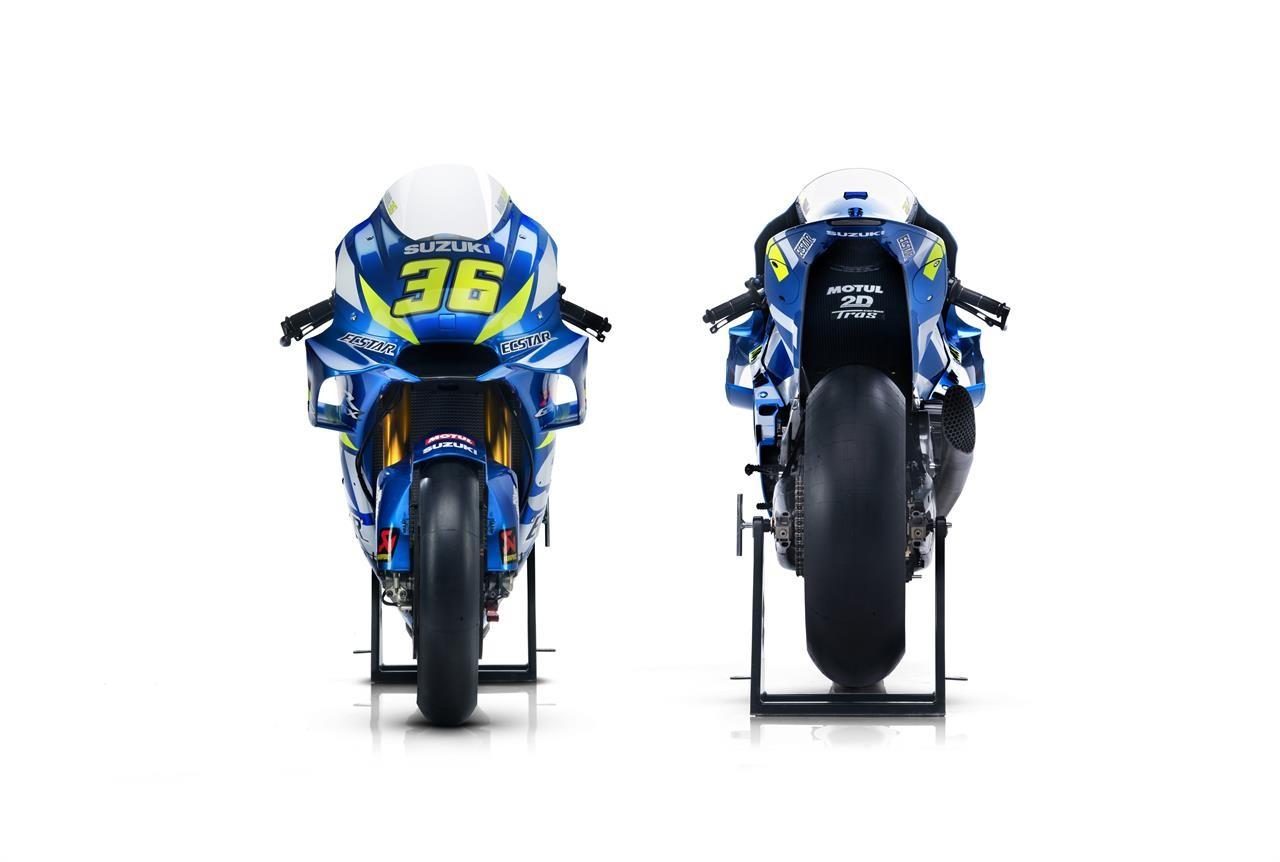 Foto de Presentación MotoGP Suzuki 2019 (16/60)