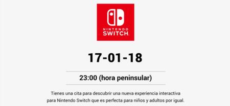 Nintendo Anuncio