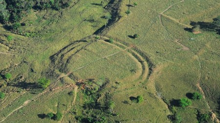 Amazon Geoglyphs 2