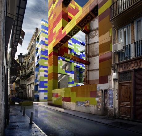 Foto de Reconstruyendo espacios en Valencia con Lego (1/7)
