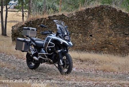 BMW R 1200 GS Adventure, prueba (características y curiosidades)