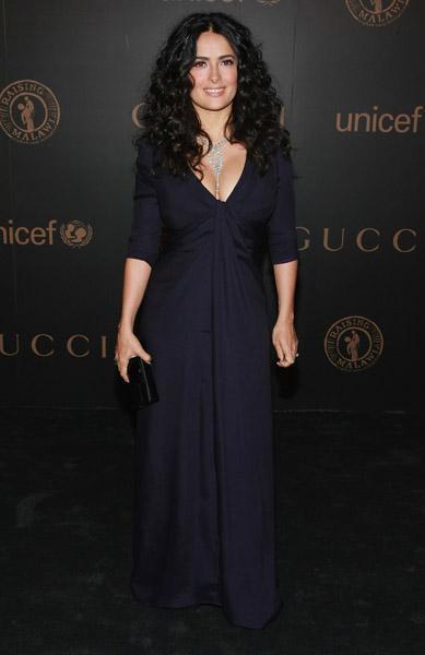 Celebrities en la fiesta benéfica de Madonna y Gucci para Unicef