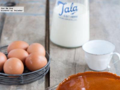 11 recetas de flan de huevo ¡Encuentra la tuya!