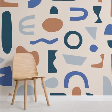 Un papel pintado de MuralsWallpaper para celebrar los 150 años de Matisse