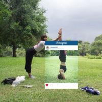 La realidad detrás de las fotografías de Instagram, bueno, según una artista tailandesa