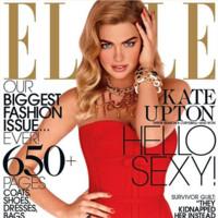 Kate Upton, las curvas que han conquistado las portadas de moda