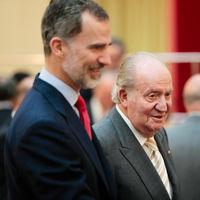 Un gesto simbólico: Felipe VI no puede renunciar a la herencia de su padre hasta que no haya muerto