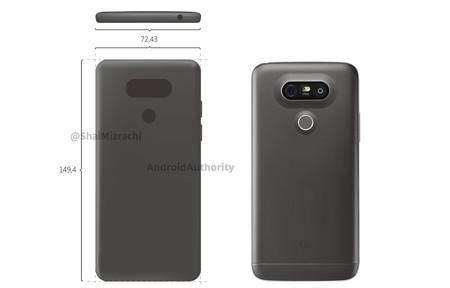 El LG G6 llegaría a las tiendas el 10 de marzo