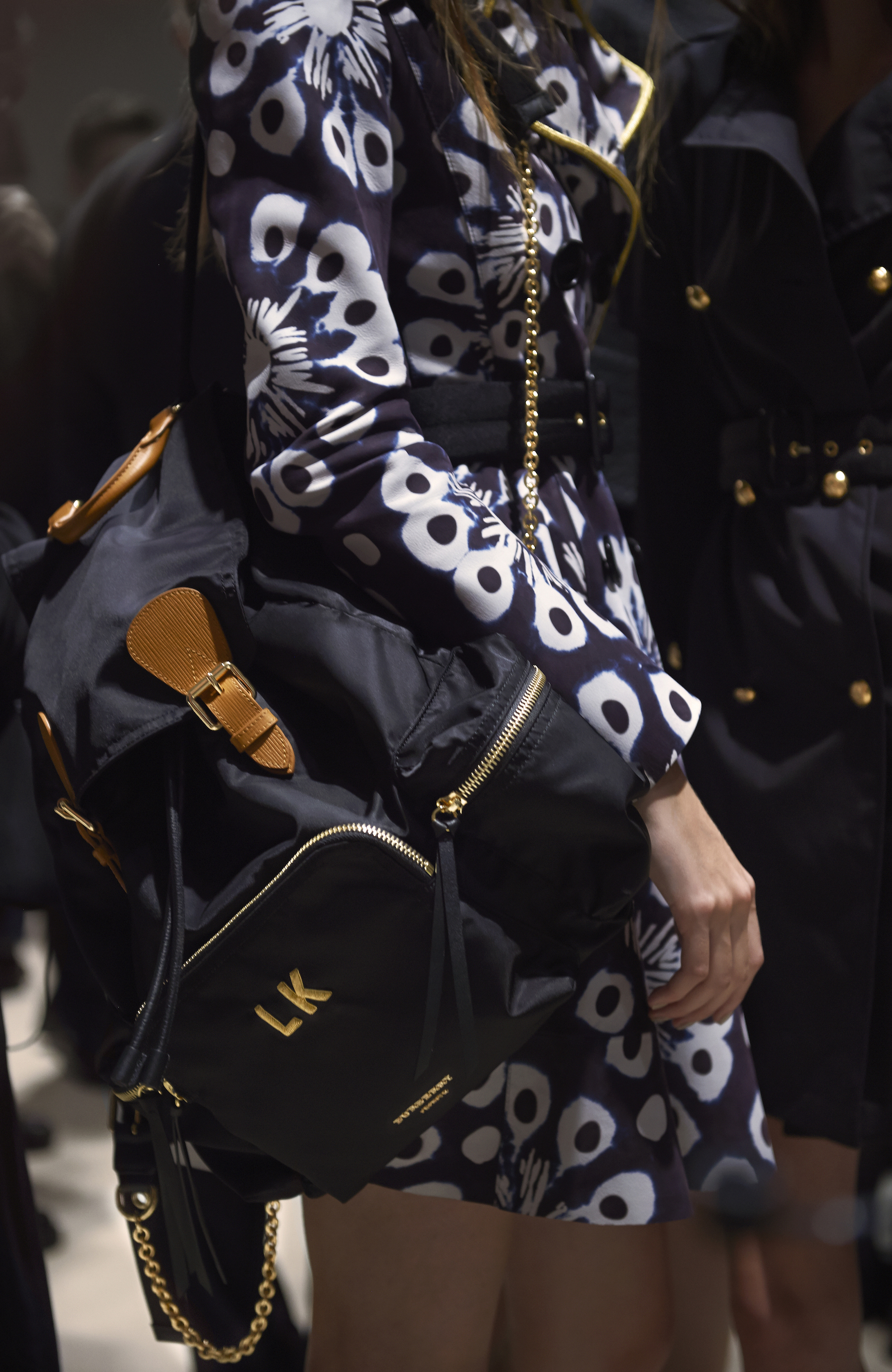 Foto de The Rucksack de Burberry (1/16)