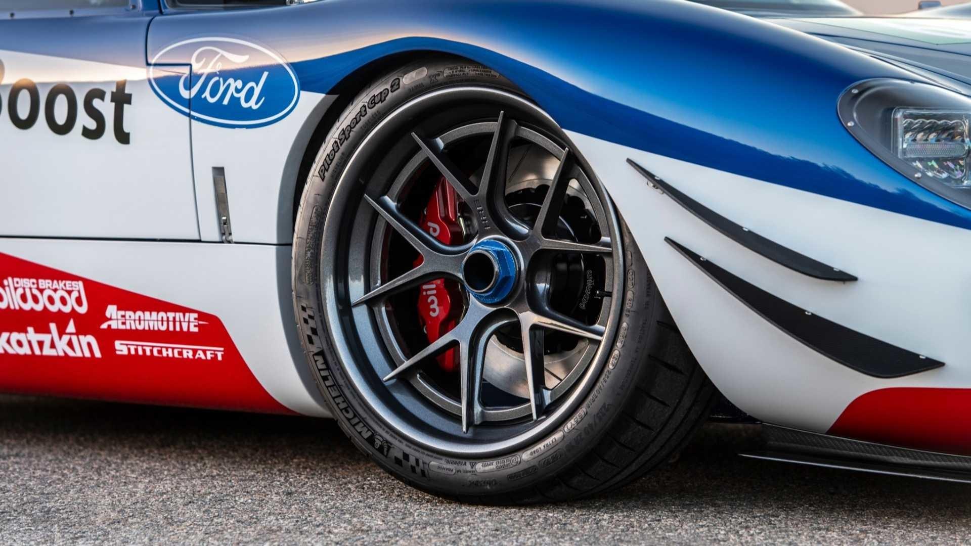 Foto de Superformance Ford GT40 Mk1 (17/23)