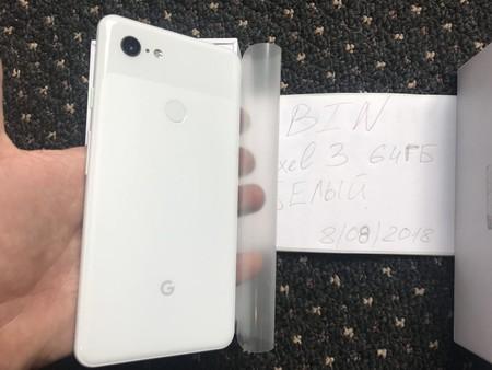 Google Pixel 3 Xl Blanco Empaque