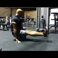 44 ejercicios con tu peso corporal