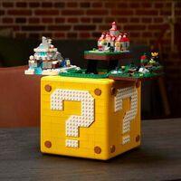 El espectacular cubo de Super Mario 64 hecho por Lego ya tiene precio y fecha de lanzamiento en México