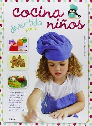 Metemos a los ni os en la cocina cazando gangas for Libro cocina para ninos