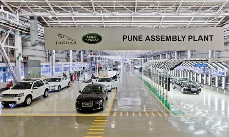 El Jaguar XF ya se fabrica en la India