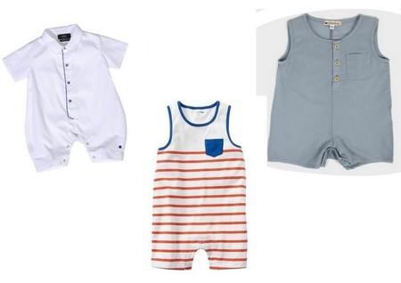 Ropa bebé niño para el verano 2014