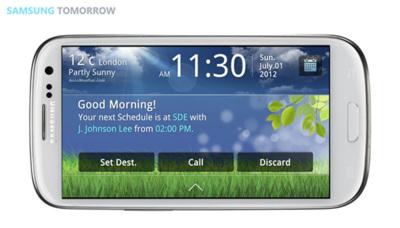 Samsung Drive Link, una interfaz para reducir las distracciones al volante
