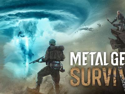 Metal Gear Survive consigue que me lleve las manos a la cabeza, pero no tardo en volver a coger el mando