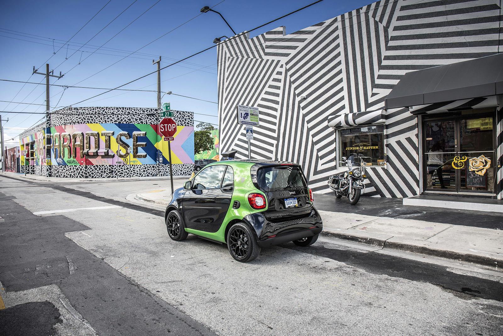 Foto de smart fortwo Electric Drive, toma de contacto (229/313)