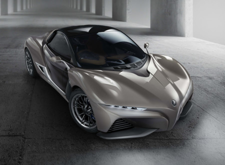 Si Yamaha pretende plantar cara al Mazda MX-5 con el concept Sports Ride, va por buen camino