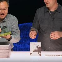 El propio presidente de Sony hace el unboxing de la edición de coleccionista de The Last Guardian