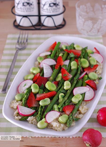 Comer sano en Directo al Paladar: el menú ligero del mes (VIII)
