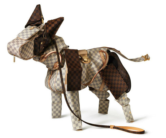 Foto de 'Maroquinaris Zoolofgicae', el mundo animal de la mano de Louis Vuitton y Billie Achilleos (8/12)