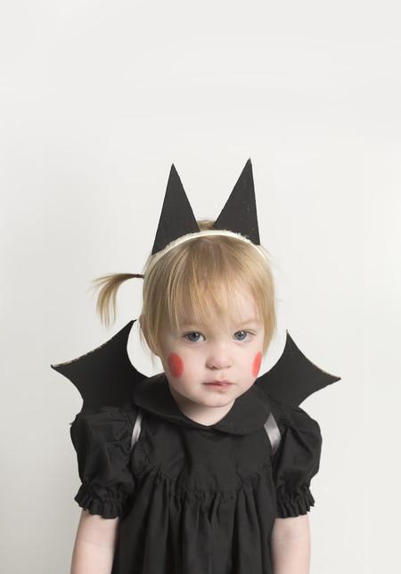 Disfraz Halloween Facil Barato Murcielago 4