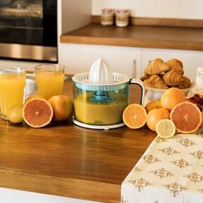 Tu zumo de cada mañana, más fácil y rápido que nunca con estos cinco exprimidores eléctricos para automatizar tus desayunos
