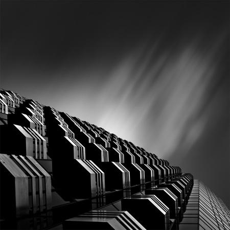 Arquitectura en blanco y negro, por Kevin Saint Grey bis