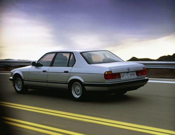 Foto de Histora de BMW Serie 7 (1/8)