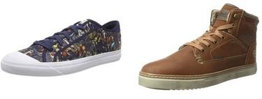 Chollos en tallas sueltas de zapatillas deportivas y de vestir para hombre y mujer en Amazon