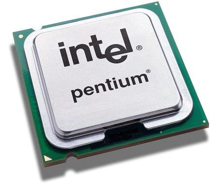 Los Pentium de Intel siguen vivos en la sombra