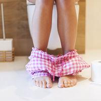 El temido momento de ir al baño después del parto