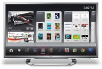 LG Smart TV con Google TV en el CES