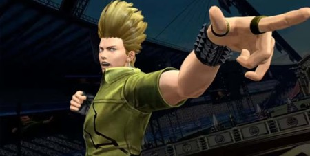 K, Benimaru Nikaido y Robert Garcia son los nuevos personajes de The King of Fighters XIV