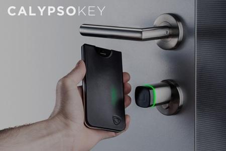 Abre la puerta de casa con tu iPhone 5 y CalypsoKey