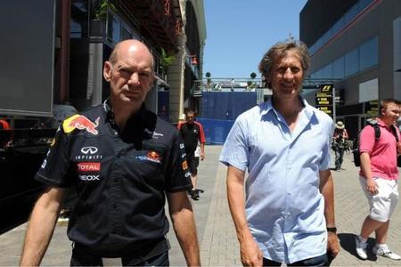 Renault niega el fichaje de Mario Illien