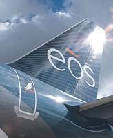 Eos airlines, viajar en un 757 con sólo 48 asientos en venta