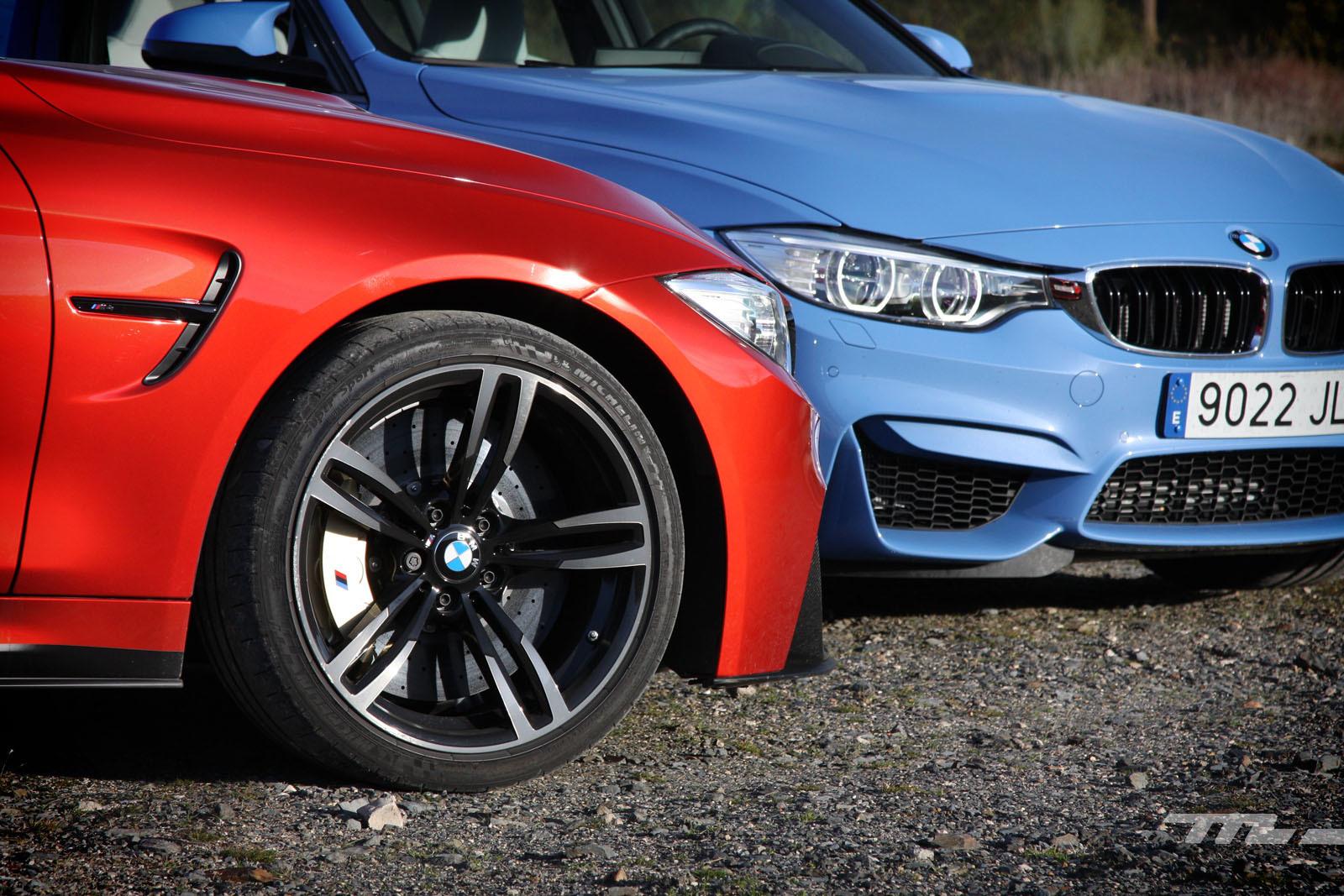 Foto de BMW M4 Performance (prueba en banco de potencia) (4/40)