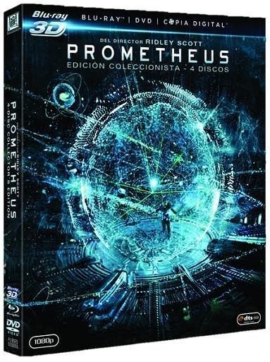Edición Coleccionista de 'Prometheus'