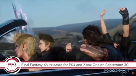Final Fantasy Xv Fecha Filtracion