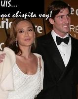 Tamara Falcó y su novio brindan con Champán