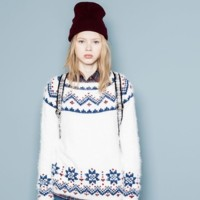 Jersey Jacquard Pull And Bear