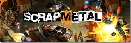 'Scrap Metal', el 'Twisted Metal' de XBLA