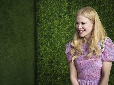 Ya es Primavera para Nicole Kidman (o eso parece según su vestido)