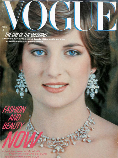 Lady Di Vogue 1981