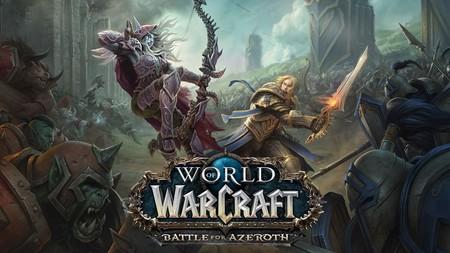 Todos los detalles de la expansión World of Warcraft: Battle for Azeroth, el enfrentamiento definitivo entre la Alianza y la Horda